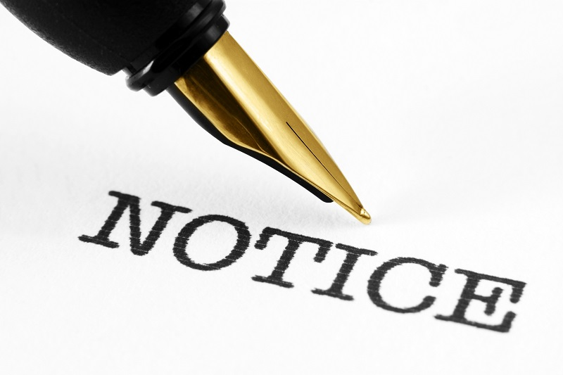 Notice to Owner Claim of Lien